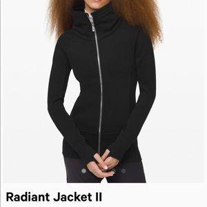 NWT Lululemon Radiant Jacket